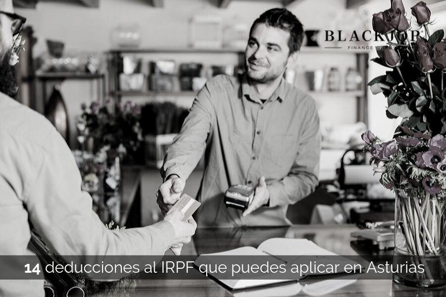Deducciones IRPF en Asturias