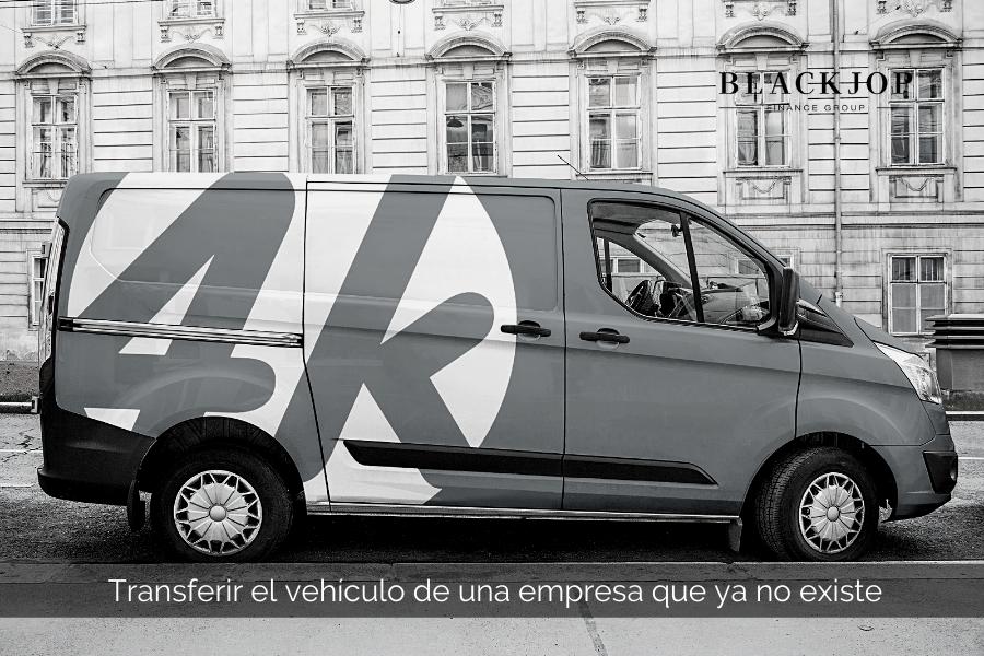 vehiculo empresa que no existe
