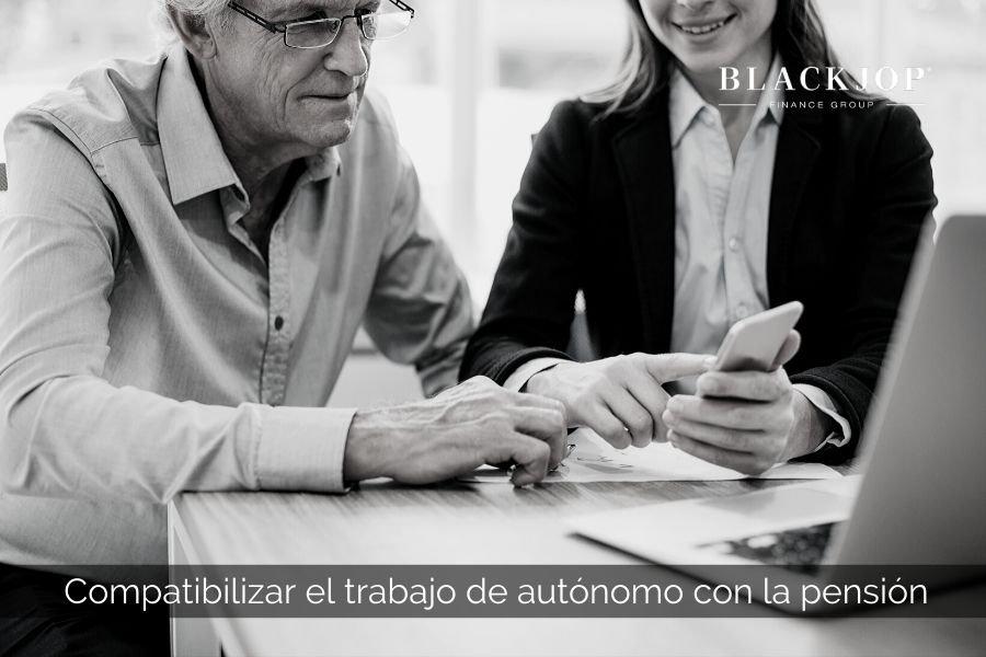 compatibilizar jubilación con trabajo autónomo